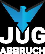 Jug Online logo schrift Weiss1000px